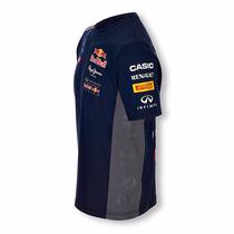 Camisa F1 Original Oficial - Vários Tamanhos - Red Bull Nova