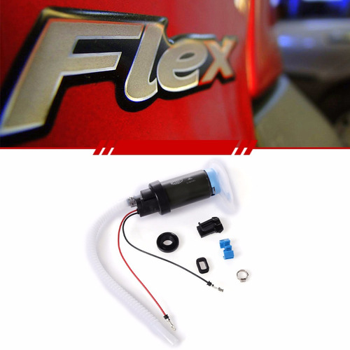 Kit Refil Bomba Combustível Universal Carro Flex Veiculo
