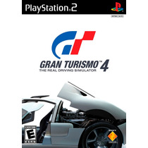 Jogo Novo Lacrado Gran Turismo 4 Greatest Hits Playstation 2