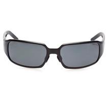 Óculos Triton Al045 - Preto - Alumínio - 12x Sem Juros