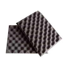 Espuma Acústica Anti Chama Placa 50 X 50 Cm - R$ 7,99 Pç