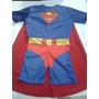 Fantasia Infantil Super Man Superman 20% Off