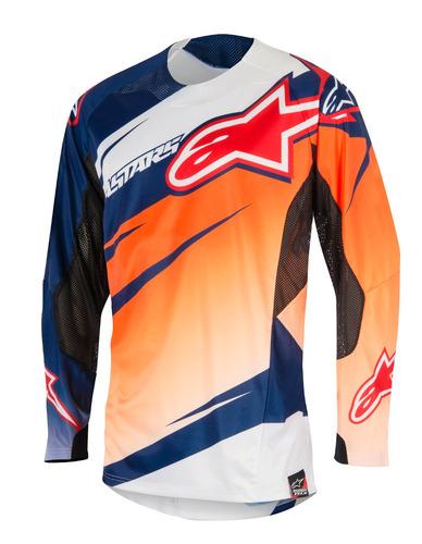 Camisa Off Road Alpinestars Techstar Venom 16 - 429