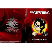 The Offspring - Live Rock In Rio 2013 Dvd
