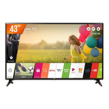 Smart Tv Led 43'' Full Hd Lg 43lk5750psa 2 Hdmi Usb Wi-fi