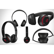 Monster Beats Solo 2 Wireless By Dr. Dre - Original - Case