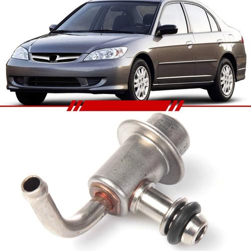 Regulador Pressão Honda Civic 2006 2005 2004 2003 2002 2001