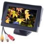 Tela Monitor Veicular 4.3 Vídeo Lcd