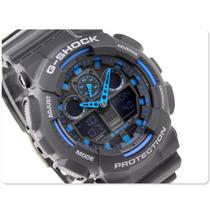 Relogio Casio G-shock Ga100-1a2dr - 100% Original