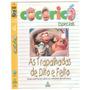 Dvd Cocorico As Trapalhadas De Dito E Feito/original/usado