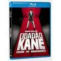 Blu-ray Cidadão Kane (1941) - Novo Lacrado Original