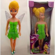 Boneca Grande Tinker Bell Sininho Peter Pan Disney Original