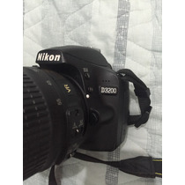 Nikon D3200 Semi Nova Com 5 Mil Cliques