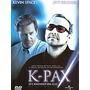 Dvd K-pax O Caminho Da Luz (2001) -novo Lacrado Original