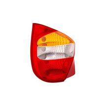 Lanterna Traseira Palio 01/03 Carcaça Vermelha - Cada Lado