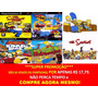 The Simpsons Play Station 2 (kit 4 Jogos Ps2)