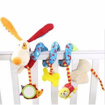 Mobile Brinquedo Pendurar No Berço Bebe Conforto Naninha