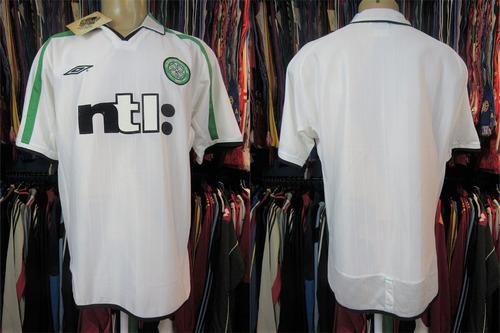 Celtic 2001 Camisa Reserva Tamanho G. (b) 9f125b30868c3