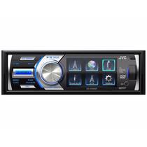Dvd Player 3 Jvc Kd-av500dt, Tv Digital, Usb, Controle Jvc