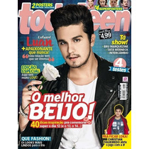 Revista Todateen # 235 Luan Santana = Junho 2015 6 Posters!