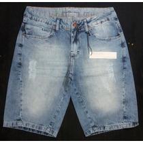 Bermuda Jeans Calvin Klein Armani Reserva John John Original