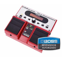 Pedal Boss Ve-20 Vocal Harmonist - Loja Oficial Boss