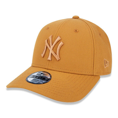 Boné New Era Aba Curva St Mlb Ny Yankees Tonal - Infantil - 6f10df2a868