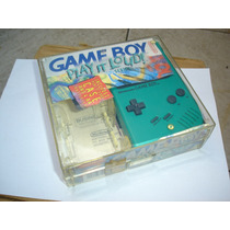 Nintendo Game Boy Classic 1989 Play Loud Doc Frog Completo!
