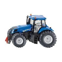 Toy Tractor Agrícola - Siku New Holland T8.390 1:32 Miniatu