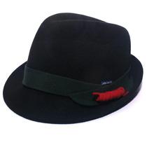 Chapéu Pajem Infantil Pralana-preto-tamanho 48