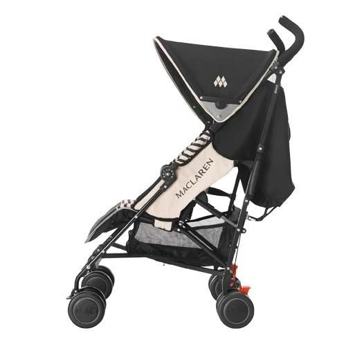 Carrinho beb quest maclaren railroad stripe black sand c for Maclaren quest precio