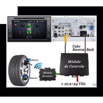 Sensor Pressão E Temperatura Dos Pneus Tpms800