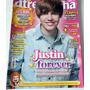 Revista Atrevidinha 80 Justin Bieber