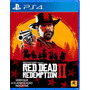 Red Dead Redemption 2 Ps4 Em Português Mídia Física