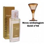 Perfume Spot Para Mulher A Fragrância Do Traduções Gold 46