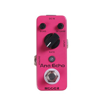 Pedal Mooer Ana Echo ( Analog Delay Similar Boss Dm2 )