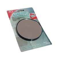 Espelho Aumento P/ Lentes Maquiagem Sombrancelha Barba