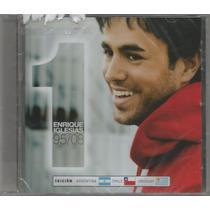 Cd Enrique Iglesias - 95/08 -hits Em Espanhol Pronta Entrega