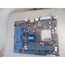 Placa-mãe P Desktop 775 Ddr3 1066/800 Asus P5g41t-m Lx2/br