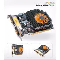 Placa Zotac Geforce Gt630 Synergy Edition 1gb Ddr3 128bits
