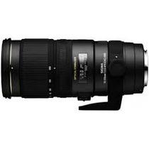 Lente Sigma 70-200 2.8 Para Canon Ou Nikon