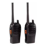 Rádio Comunicador Intelbras Twin Rc3002 Par Recarga Usb 20km