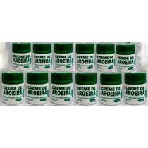 Creme De Aroeira -65gr-farmacopeia-100% Natural-12 Unidades