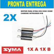 Motor Para Drone Syma X5s X5sc X5sw Candide Intruder H1b