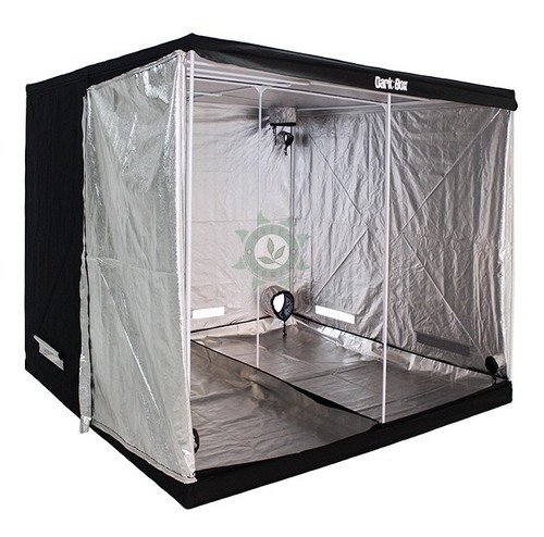 Estufa Dark Box Cultivo Grow Indoor 240x240x200 Led