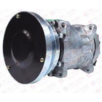 Compressor Ar Cond 7h15 Máquina Case Caterpillar D6r Novo