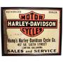 Harley Davidson, Adesivo Em Vinil, Frete Grátis