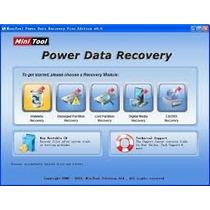 Power Data Recovery Versao 8 Licença De Tecnico