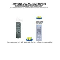 Controle Aiwa 5cds Rcts01 Para Home Teather