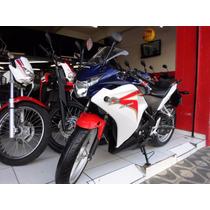 Honda Cbr 250r Ano 2012 Apenas 5800 Km Shadaimotos